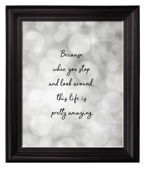 These quotes from the movie It's a Wonderful Life are ready to print and frame. A wonderful addition to your Christmas decor!