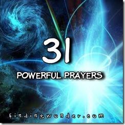 31 Powerful Prayers