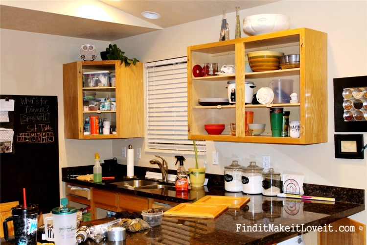 Painted kitchen cabinets DIY (14)