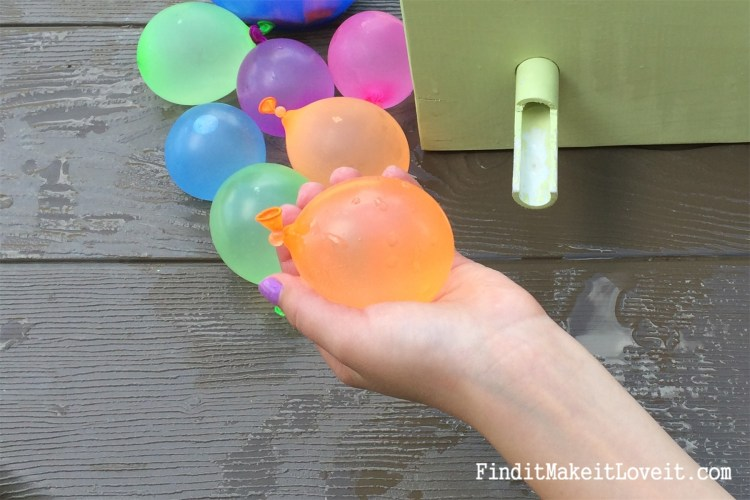 Water Balloon Station and pump (7)