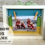 Shadow Box Frame + Giveaway!