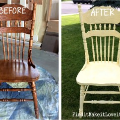 Diy Painted Windsor Chairs Chair Rentals Lincoln Ne Re Finished Chalk Paint 1 Find It Make Love