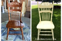 Re-finished Chairs, DIY Chalk Paint - Find it, Make it ...