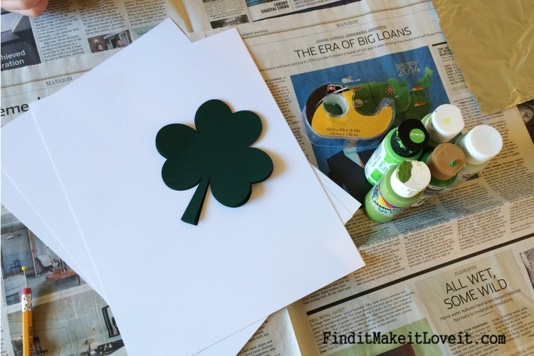 St. Patrick's Day Kids Craft (1)