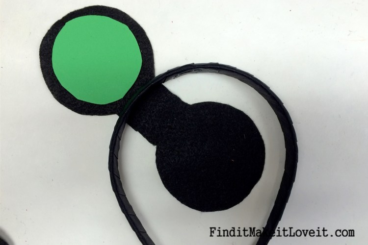 DIY Mickey or Minnie Mouse Ears (6)