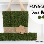 St. Patrick's Day Door Hanger