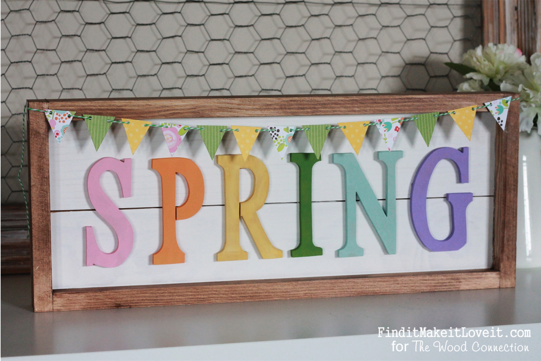 Framed Plank Spring sign (4)