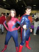 Spider-Woman & Superman (Anthony Rahme)