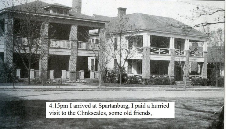 Clinkscale 1916 home Right