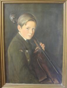 Erich Klieber painting Charles2