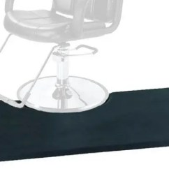 Best Floor Chair Modern Round Swivel 3 Salon Mats Prevent Fatigue And Long Term Injuries Excellent Solution To
