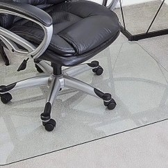 Ergonomic Chair Mat Rent Tables And Chairs Nj How To Choose The Best Glass Double Your Flooring Lifetime