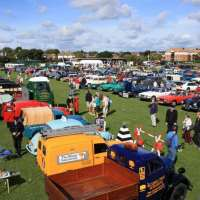 Bexhill 100 Classic & Custom Car Show 2019