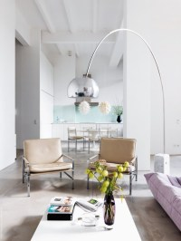 Bright Floor Lamps for Living Rooms