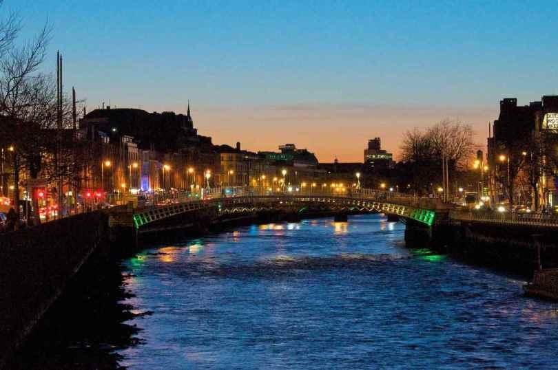 cheap flights to Dublin