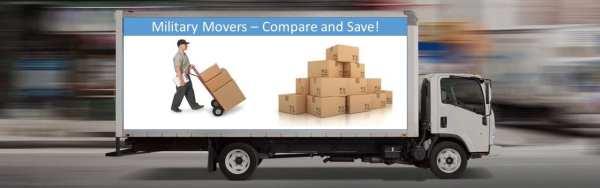 Military Moving Company