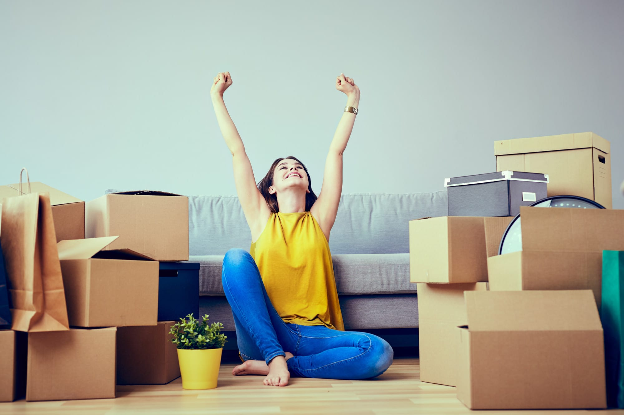 Average Cost To Move A One Bedroom Apartment And How To Save Find Movers Now