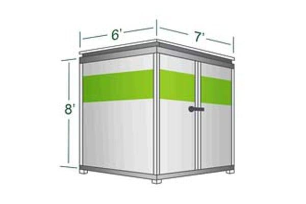 Upack storage