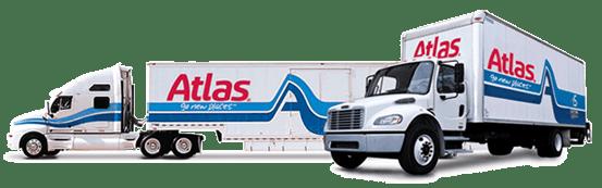 Atlas Mover Trucks