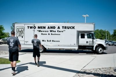 Two Men And A Truck Review