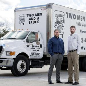 Two Men And A Truck - Top Movers