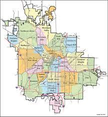 Akron Ohio Map