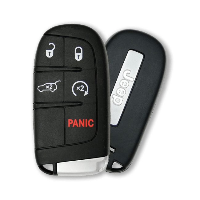 jeep dodge Chrysler key replacement