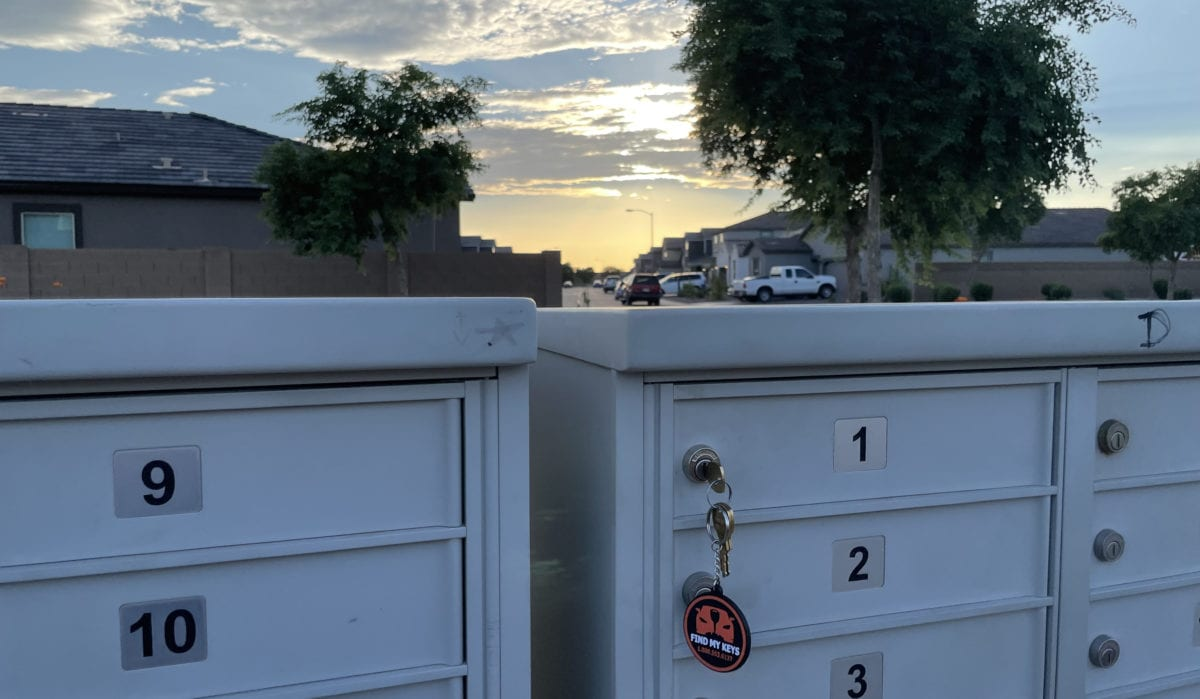mailbox key locksmith near me mesa az