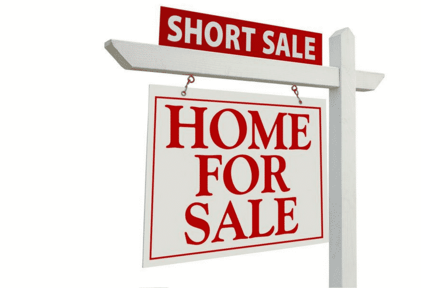 Short sale after bankruptcy will not hurt credit