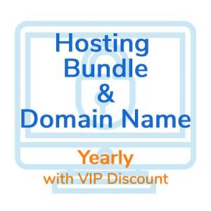 Hosting Bundle - Yearly VIP Product