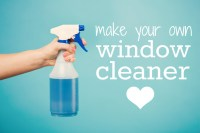 How to make Window Cleaner! | The Happy Shopper