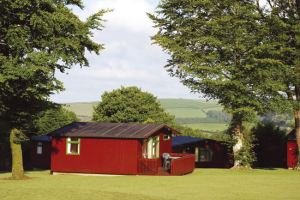 Chalet Accommodation at Hoburne Doublebois - Hoburne Doublebois Holiday Park