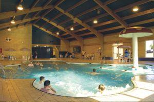 Indoor Pool at Hoburne Blue Anchor - Hoburne Blue Anchor Holiday Park