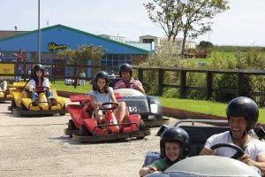 Go Karts at Blue Dolphin - Blue Dolphin Holiday Park