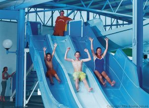 Water Slide at Caister - Caister Holiday Park