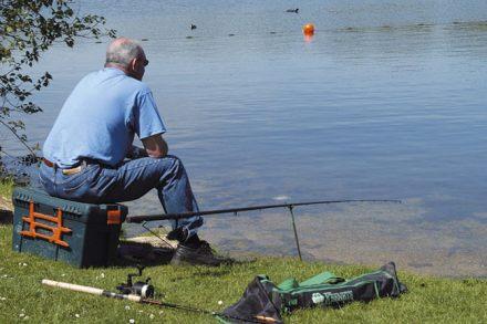 Fishing at Hoburne Cotswold - Hoburne Cotswold Holiday Park