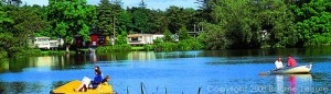 Haggerston Castle Boating Lake - Haggerston Castle Holiday Park