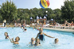 Outdoor Pool at Hoburne Park - Hoburne Park Holiday Park