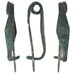 Anglo-Saxon strip brooch DENO-3FD883
