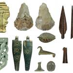 An image of seven finds found in the county of Dorset