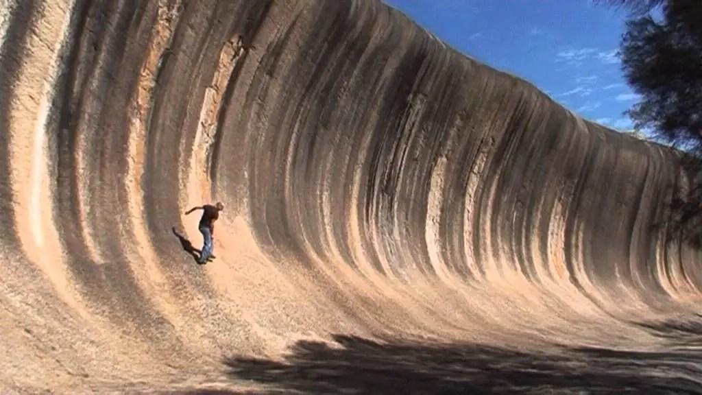 Australian Wave Rock