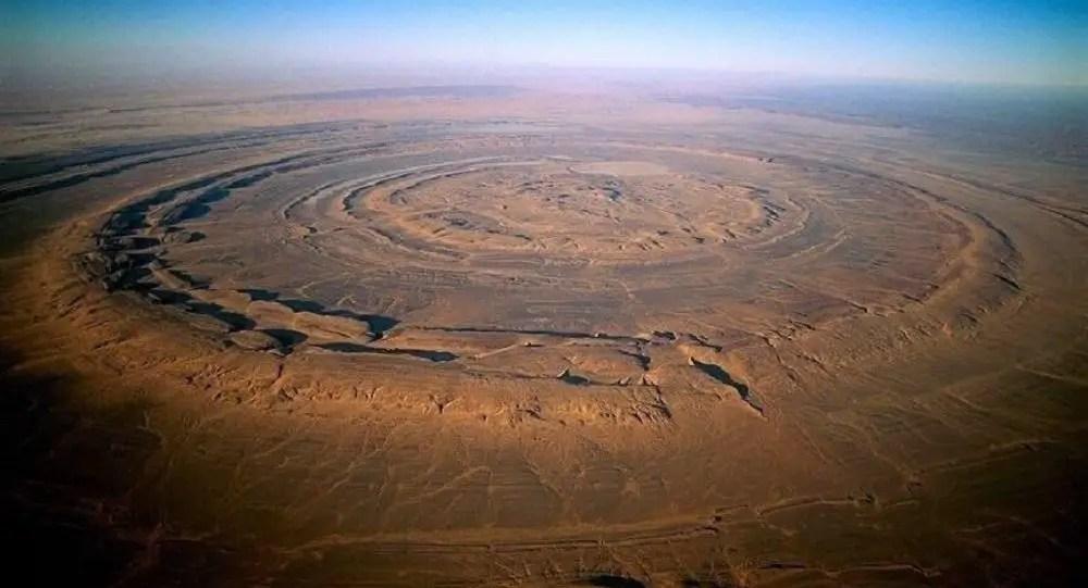 Eye of Sahara