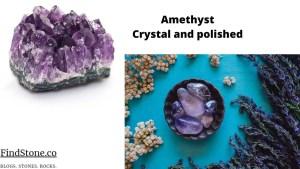 Unknown Gemstones - Amethyst - findstone.co