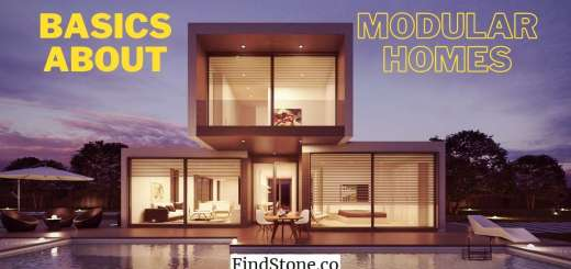 Basics about modular homes - findstone.co