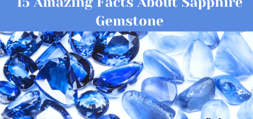 15 Amazing Facts About Sapphire Gemstone