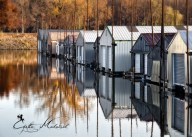 Red Wing boat houses