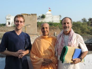 Radhanath Swami & Premdas