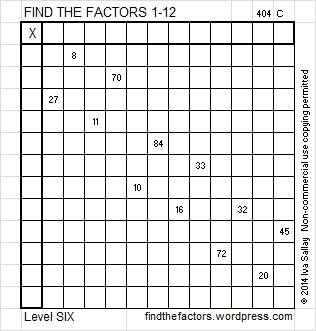 2014-04 Level 6