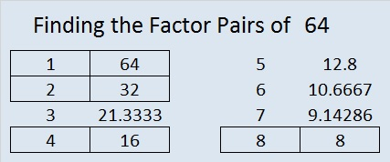 Maths Find The Factors Page 23