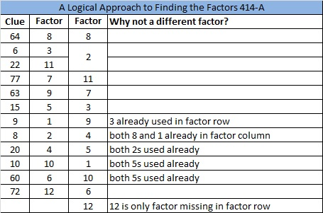 2014-14 Level 4 Logic